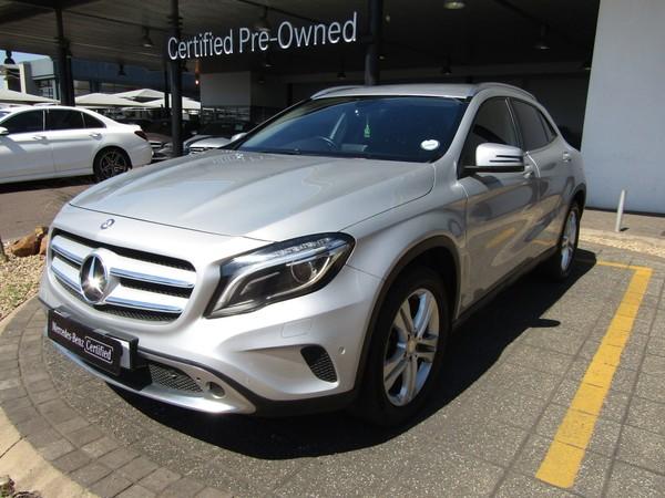 2015 Mercedes-Benz GLA-Class GLA 200 CDI Mpumalanga Witbank_0