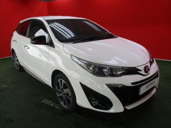 2018 Toyota Yaris 1.5 Sport 5-Door Gauteng Randburg_0