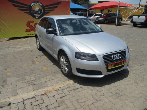 2008 Audi A3 Sportback 1.9tdi Attraction  Gauteng North Riding_0
