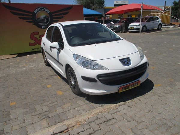 2009 Peugeot 207 1.4 Xr 5dr  Gauteng North Riding_0