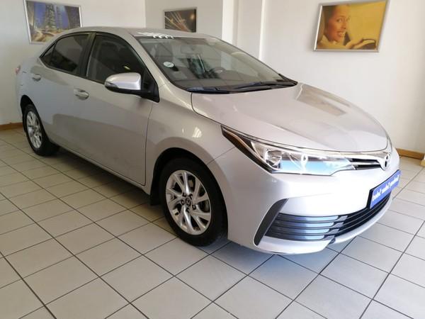 2018 Toyota Corolla 1.6 Prestige CVT Gauteng Four Ways_0