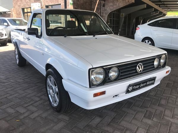 2007 Volkswagen Caddy Pickup 1.6 Pu Sc  Eastern Cape Uitenhage_0