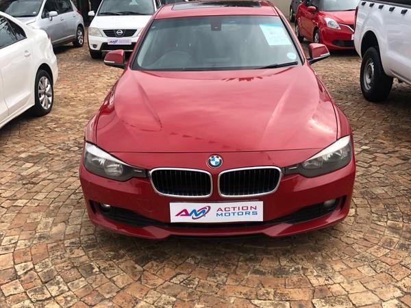 2012 BMW 3 Series 320d M Sport Line f30  Gauteng Lenasia_0