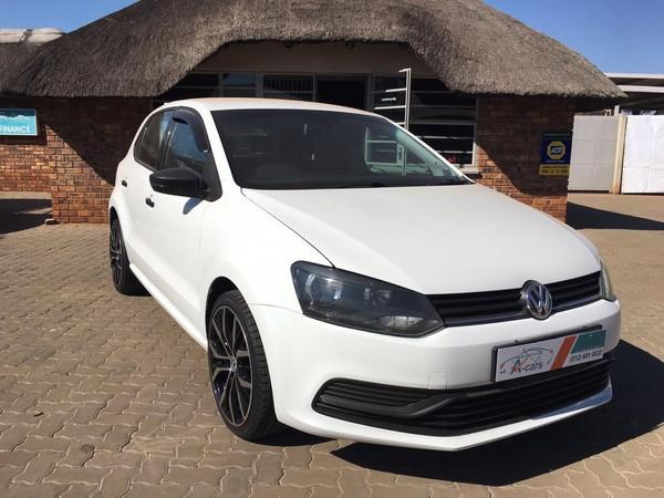 2014 Volkswagen Polo 1.2 TSI Trendline 66KW Mpumalanga Witbank_0
