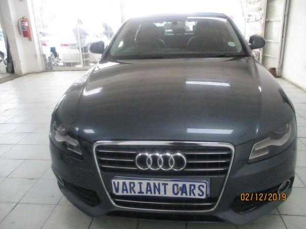 2008 Audi A4 1.8t Ambition b8  Gauteng Johannesburg_0