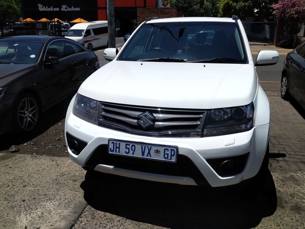2013 Suzuki Grand Vitara 2.4 At  Gauteng Pretoria_0