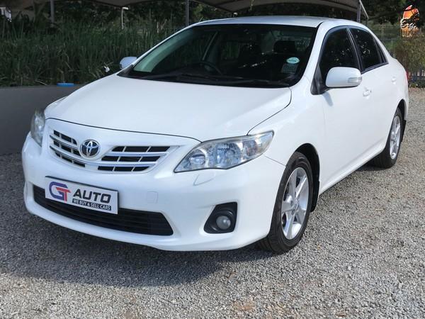 2013 Toyota Corolla 2.0 D-4d Exclusive  Mpumalanga White River_0