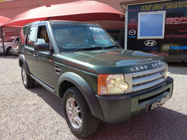 2007 Land Rover Discovery 3 Td V6 S At  Gauteng Edenvale_0