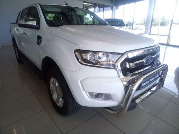 2018 Ford Ranger 2.2TDCi XLT Double Cab Bakkie Gauteng Vereeniging_0