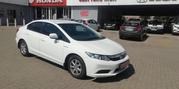 2013 Honda Civic 1.6 Comfort At  Gauteng Boksburg_0
