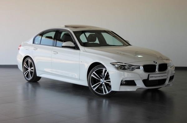 2017 BMW 3 Series 320D M Sport Auto Northern Cape Kimberley_0