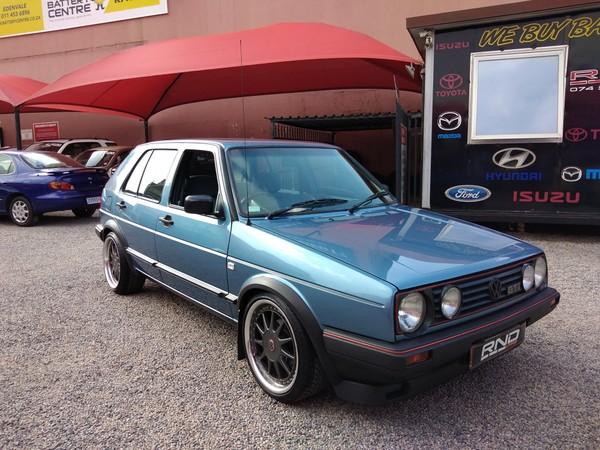 1990 Volkswagen Golf Gti 2.0i 8v  Gauteng Edenvale_0