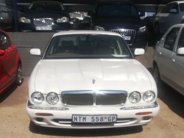 2001 Jaguar S-Type 4.0 V8 At  Gauteng Sandton_0