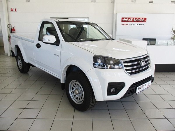 2020 GWM Steed 5 2.0 WGT SV Single Cab Bakkie Western Cape Malmesbury_0