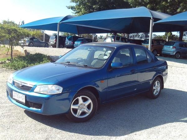 2000 Mazda Etude 160ie  Gauteng Roodepoort_0