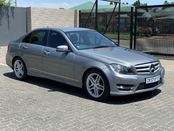 2013 Mercedes-Benz C-Class C200 Be Avantgarde At  Gauteng Johannesburg_0