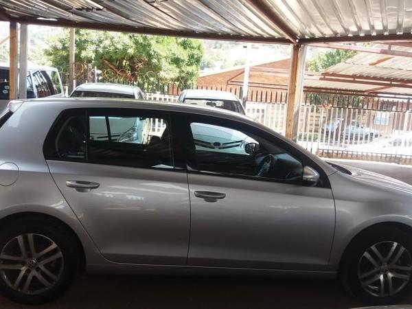 2011 Volkswagen Golf Vi 1.4 Tsi Comfortline  Gauteng Jeppestown_0
