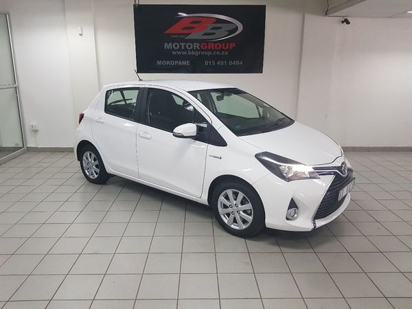 2016 Toyota Yaris 1.5 Hybrid 5-Door Limpopo Mokopane_0