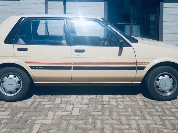 1986 Toyota Conquest 1600 Rs  Gauteng Benoni_0