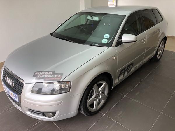 2008 Audi A3 Sportback 2.0 Tfsi Ambition  Gauteng Johannesburg_0