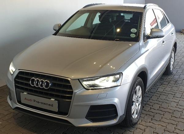 2017 Audi Q3 2.0 TDI STRONIC Gauteng Johannesburg_0