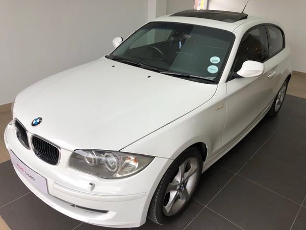 2010 BMW 1 Series 120i 3dr At e81  Gauteng Johannesburg_0