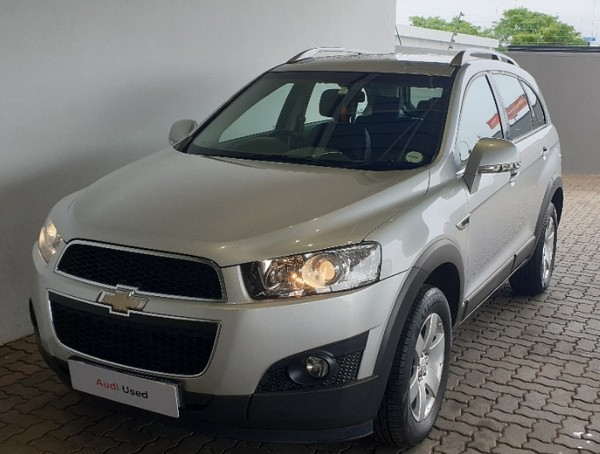 2013 Chevrolet Captiva 2.4 Lt At  Gauteng Johannesburg_0