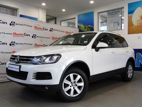 2014 Volkswagen Touareg 3.0 V6 Tdi Tip Blu Mot 180kw  Gauteng Roodepoort_0