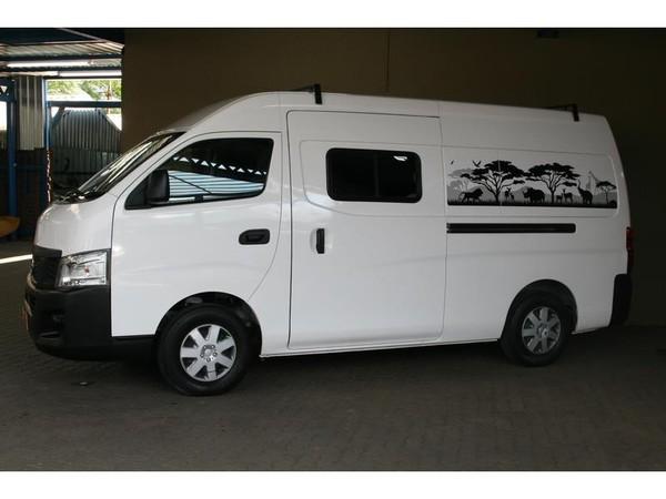 2013 Nissan NV350 2.5i Wide FC Panel van Gauteng Pretoria_0