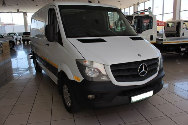 2014 Mercedes-Benz Sprinter 315 CDi FC Panel Van Free State Bloemfontein_0