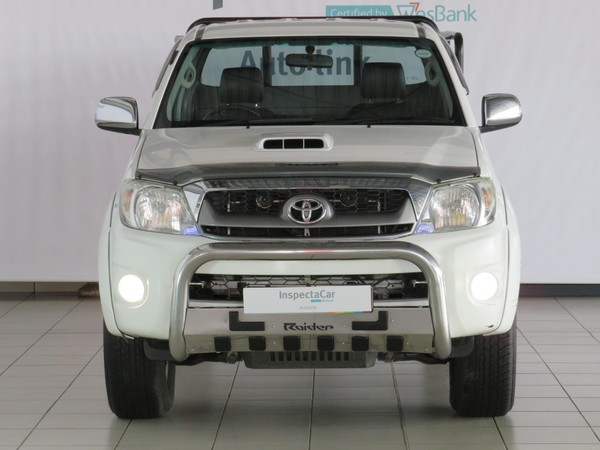 2011 Toyota Hilux 3.0d-4d Raider Xtra Cab 4x4 Pu Sc  Mpumalanga Ermelo_0