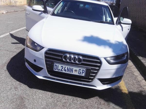2015 Audi A4 1.8t S Gauteng Johannesburg_0
