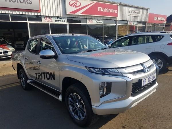 2019 Mitsubishi Triton 2.4 Di-DC Auto Double Cab Bakkie Kwazulu Natal Pietermaritzburg_0
