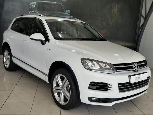 2014 Volkswagen Touareg 3.0 V6 Tdi Tip Blu Mot 180kw  Western Cape Goodwood_0