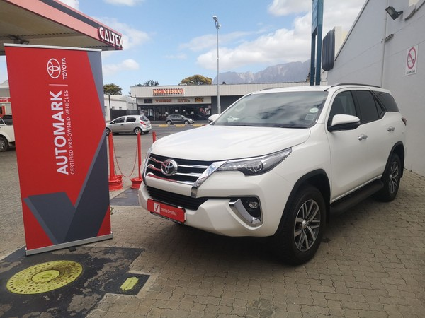 2018 Toyota Fortuner 2.8GD-6 RB Auto Western Cape Worcester_0