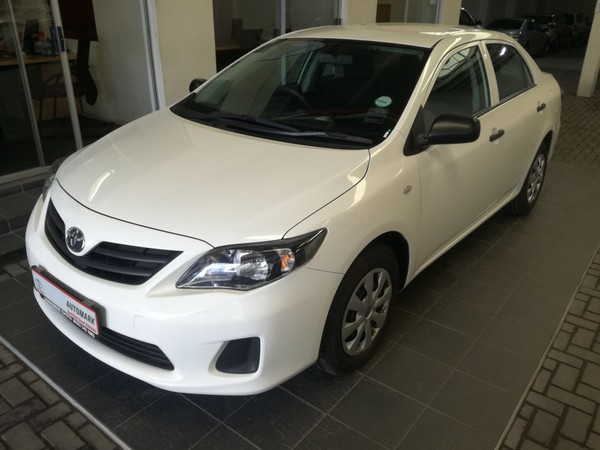 2015 Toyota Corolla Quest 1.6 Western Cape Worcester_0