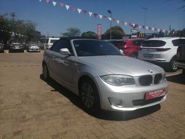 2012 BMW 1 Series 120i Convertible At  Gauteng Pretoria_0