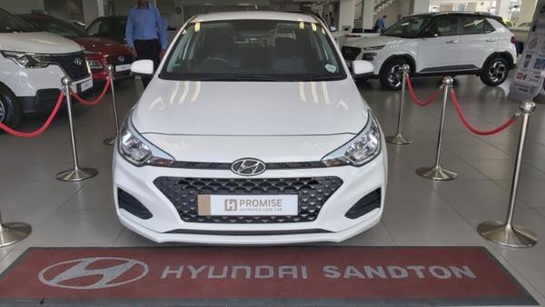 2018 Hyundai i20 1.4 Motion Auto Gauteng Sandton_0