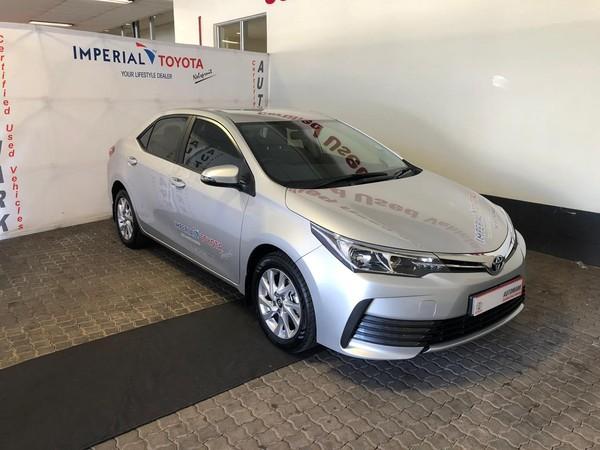 2019 Toyota Corolla 1.6 Prestige CVT Mpumalanga Nelspruit_0