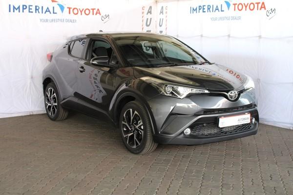 2019 Toyota C-HR 1.2T Plus CVT Gauteng Johannesburg_0