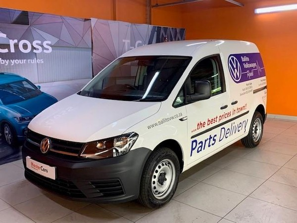 2019 Volkswagen Caddy 2.0TDi 81KW FC PV Kwazulu Natal Durban_0