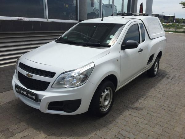 2017 Chevrolet Corsa Utility 1.4 Ac Pu Sc  Gauteng Four Ways_0