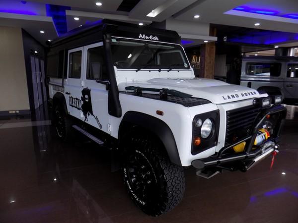 2013 Land Rover Defender 110   2.2d Sw  Western Cape Stellenbosch_0