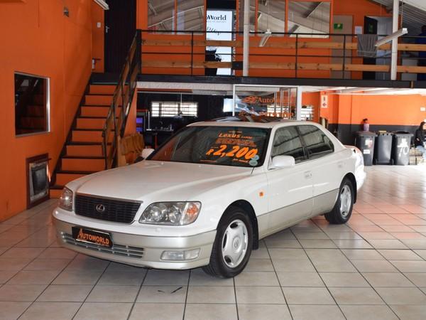 2000 Lexus LS 400  Western Cape Goodwood_0