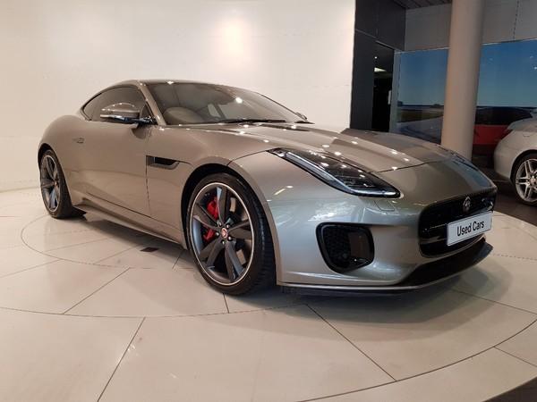2018 Jaguar F-TYPE 3.0 V6 Coupe R-Dynamic Auto Gauteng Sandton_0
