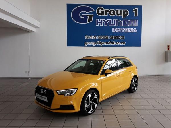 2018 Audi A3 1.0 TFSI Western Cape Knysna_0