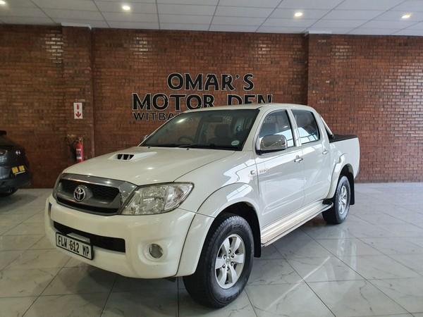 2011 Toyota Hilux 3.0 D-4d Raider 4x4 At Pu Dc  Mpumalanga Witbank_0