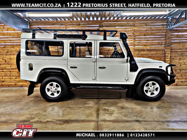 2012 Land Rover Defender Puma 110 Sw  Gauteng Pretoria_0