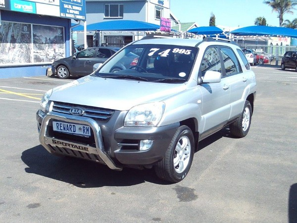 2008 Kia Sportage 2.0  Gauteng Boksburg_0