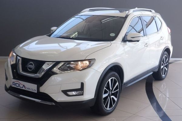 2018 Nissan X-Trail 1.6dCi Tekna 4X4 Western Cape Somerset West_0